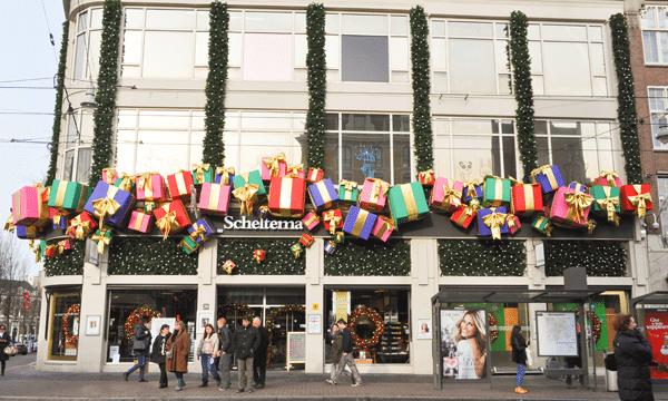 Noël à Amsterdam