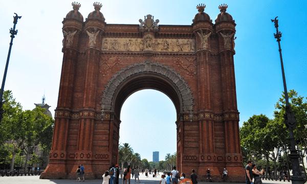 barcelone-arc-triumpf