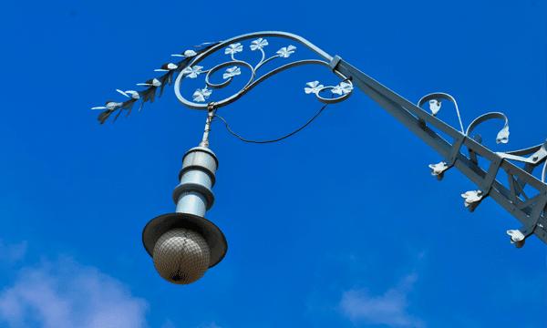 lampadaire-arc-triumpf