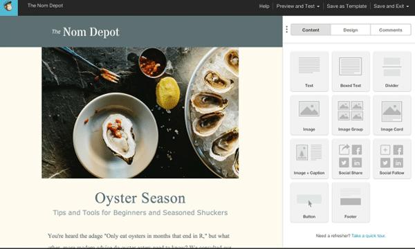 template-newsletter