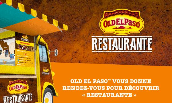old-el-paso-food-truck