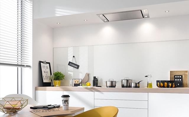 hotte-plafond