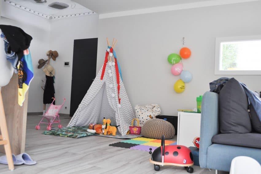 Créer Un Coin Jeu Pour Enfants Dans Son Salon Sans Ruiner