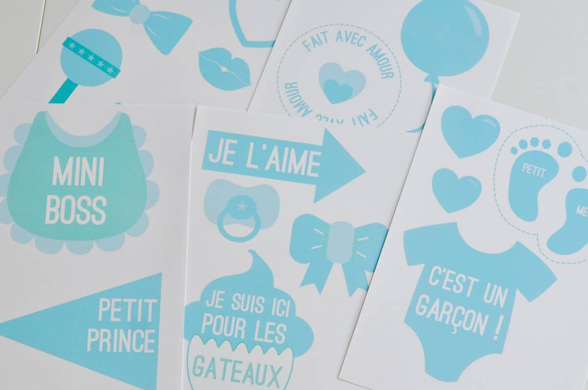kit-photobooth-baby-shower-garcon-imprimer