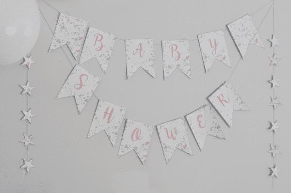 banniere-baby-shower-DIY